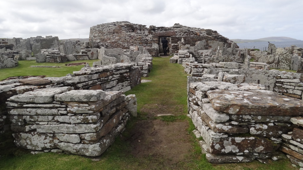 Ruins of the Broch of Gurness