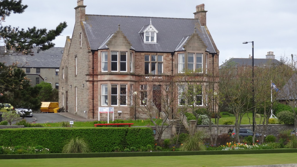 Islesburgh Hostel