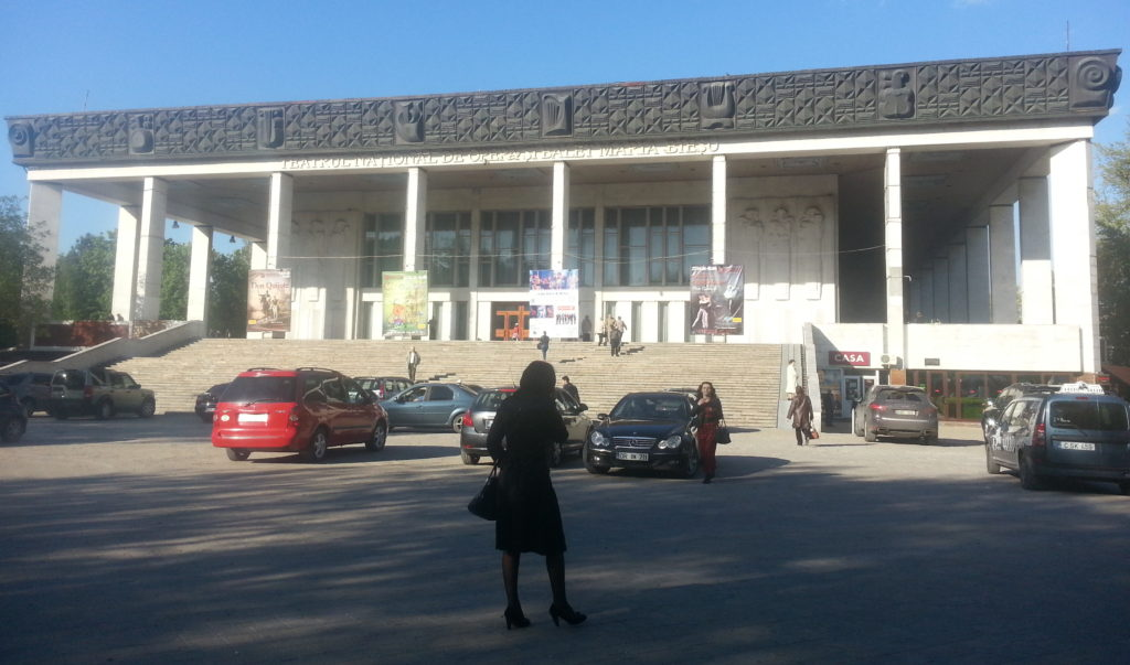 Chisinau National Opera and Ballet Theatre