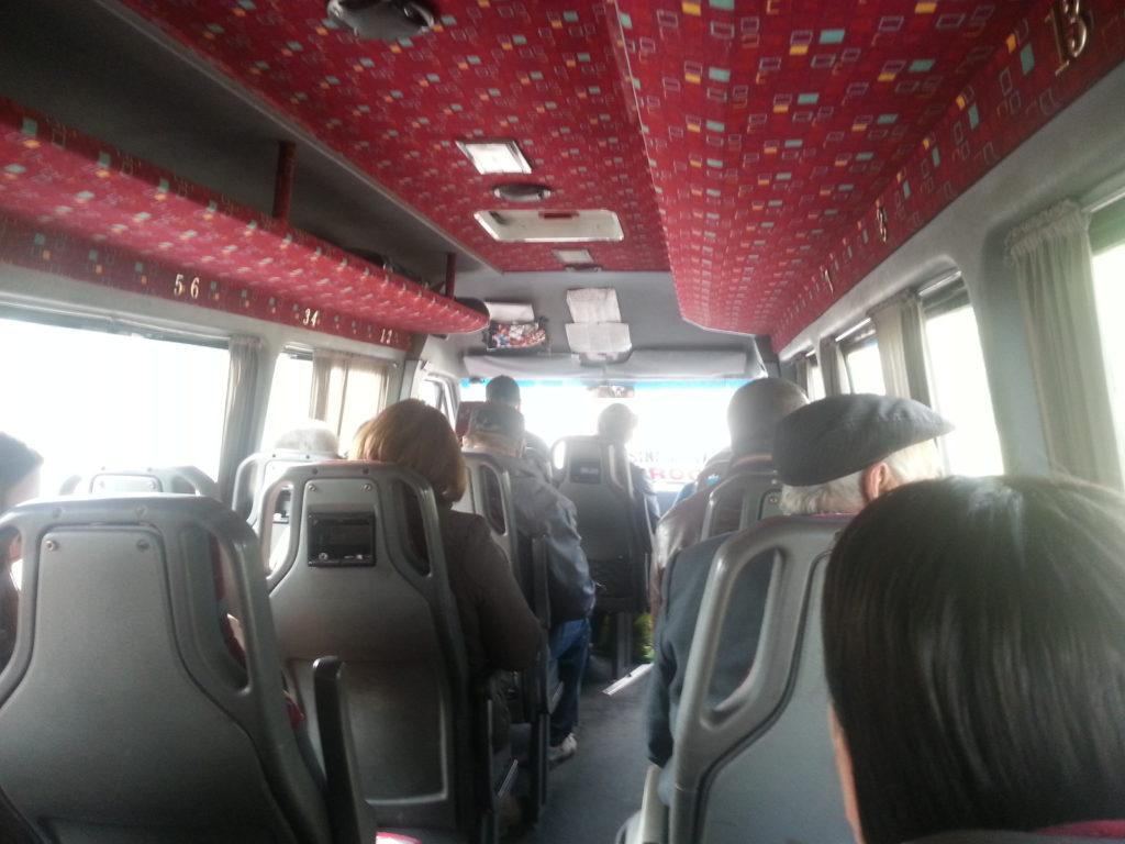 Yet another minibus!