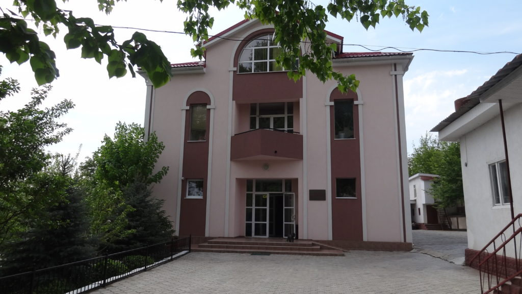Anastasia Hotel in Rezina