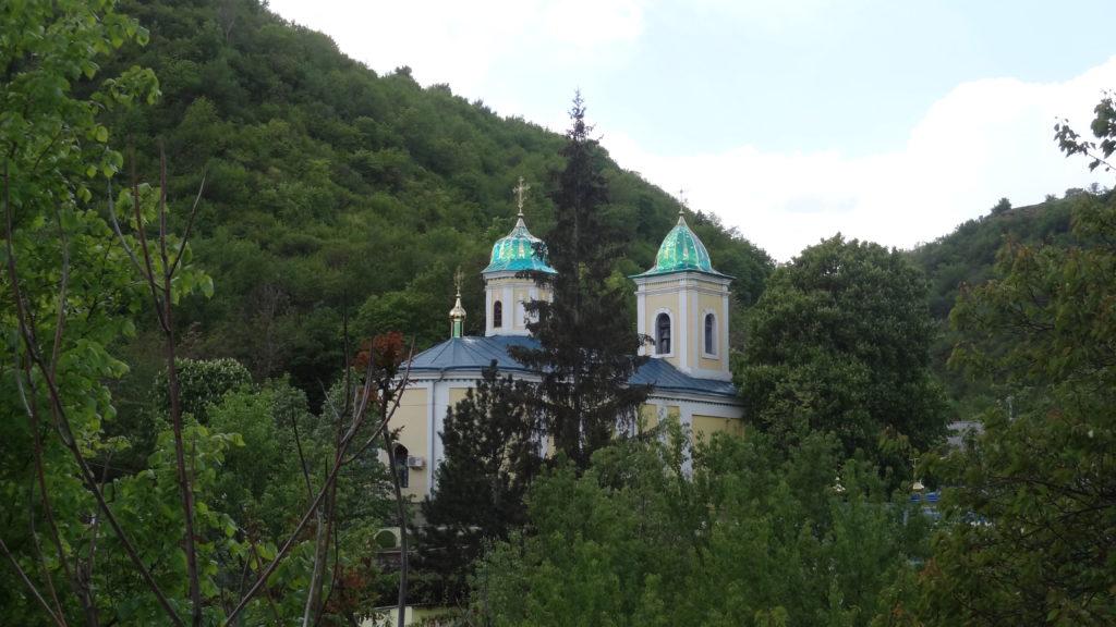 Saharna Monastery
