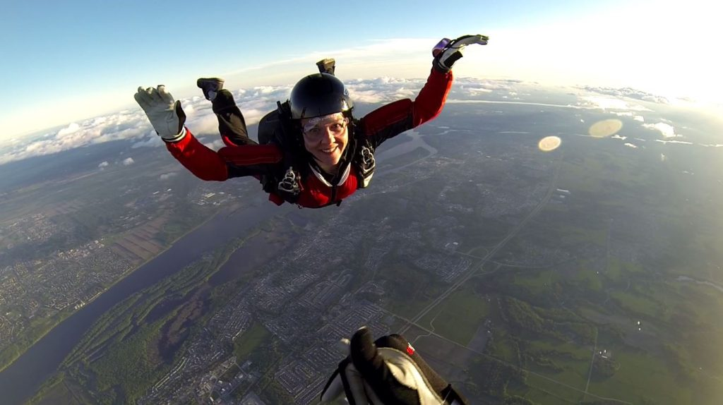 Skydiving, or the best feeling in the world